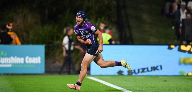Match Highlights: Storm v Wests Tigers
