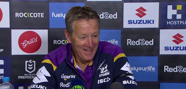 Craig's post-game presser: Round 19
