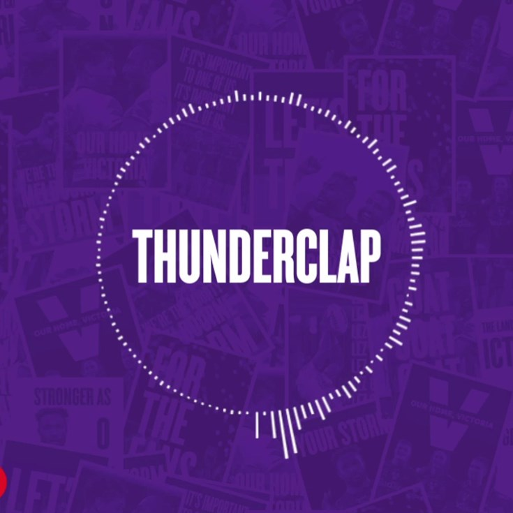 Game Day Sounds - Thunderclap