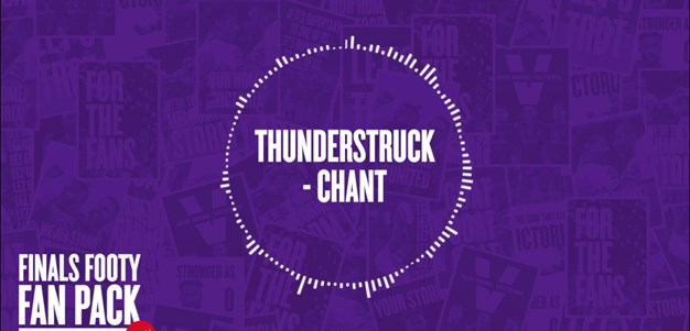 Game Day Sounds - Thunderstruck Chant