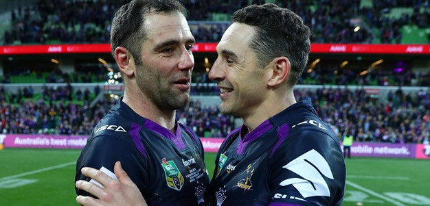 Slater reflects on what could be Smith's farewell