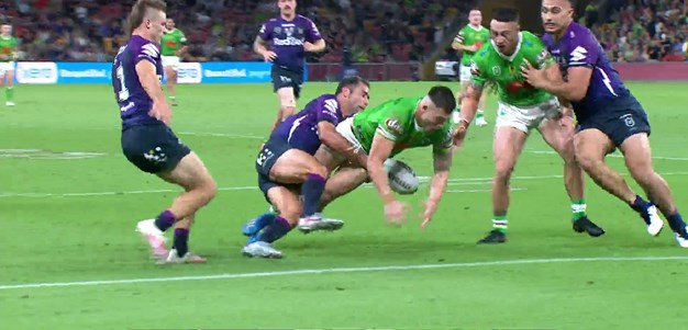 Cam Smith with one of the great finals saves