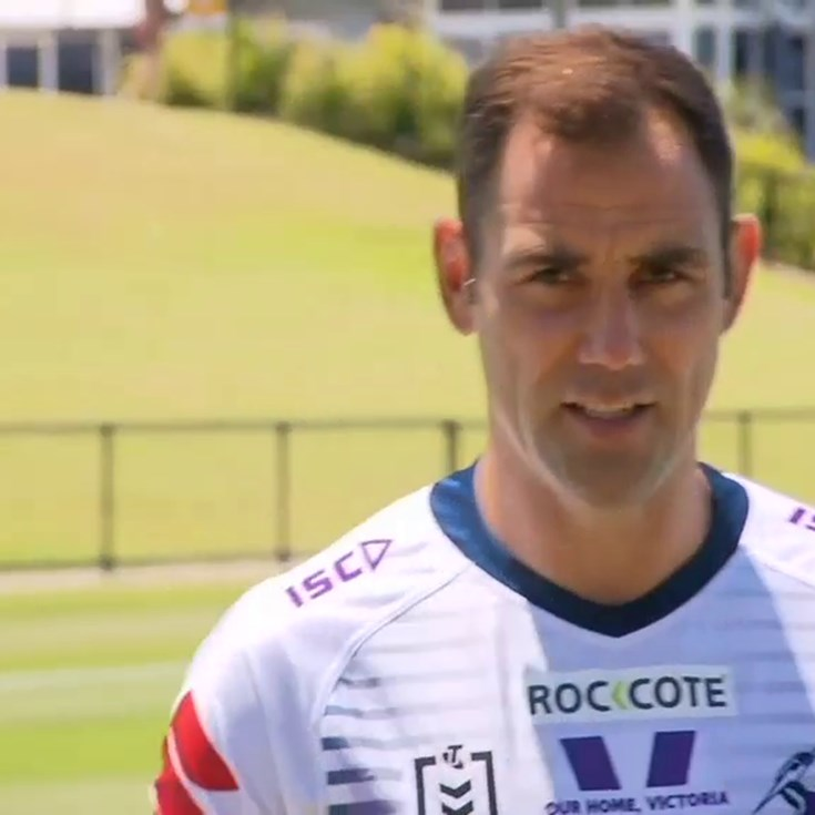 Cam Smith: 'We haven't played in front of our home crowd all year'