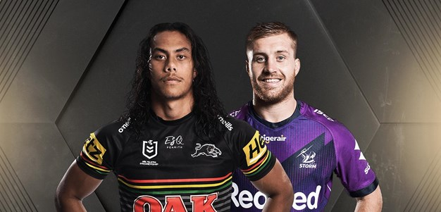 Panthers v Storm - Grand final