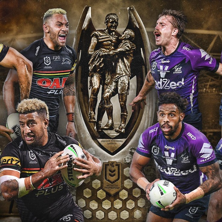 Smith, the streak, the Storm dynasty and the grand final showdown