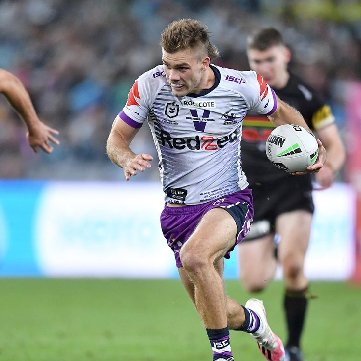 Storm's top five tries of 2020