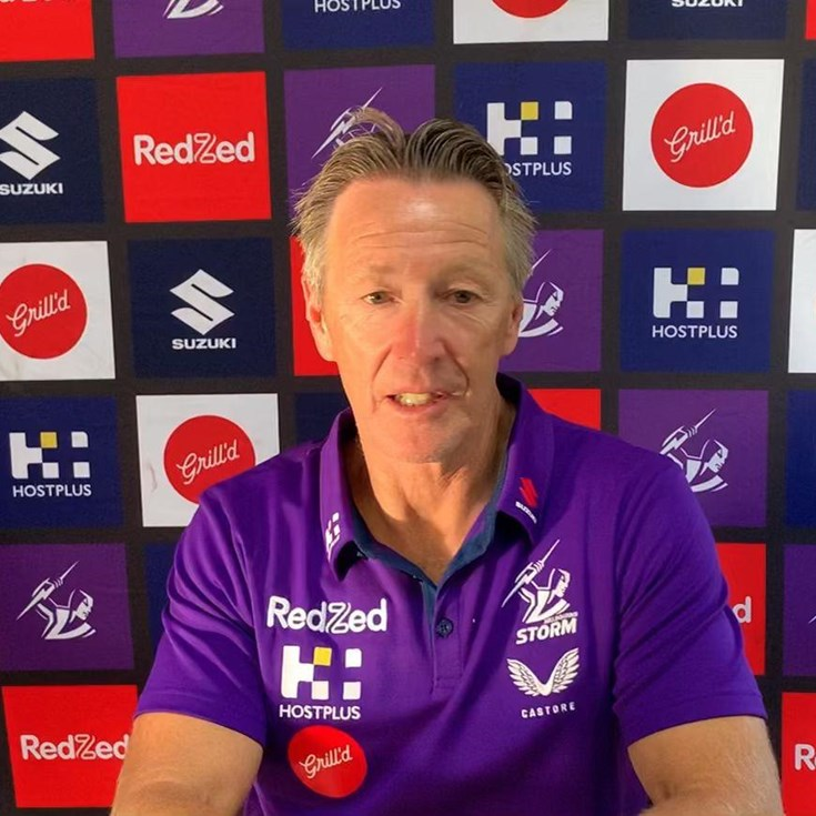 Bellamy post-match presser: Trial v Knights