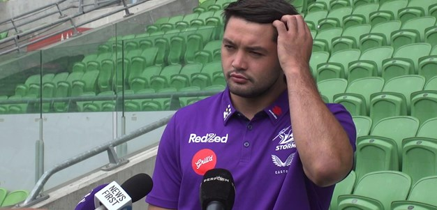 Brandon Smith: 'There's always competition for spots at Storm and that makes the club better'