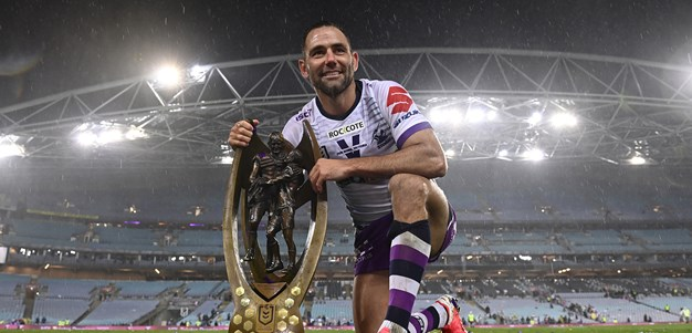 A career like no other: The best of Cameron Smith