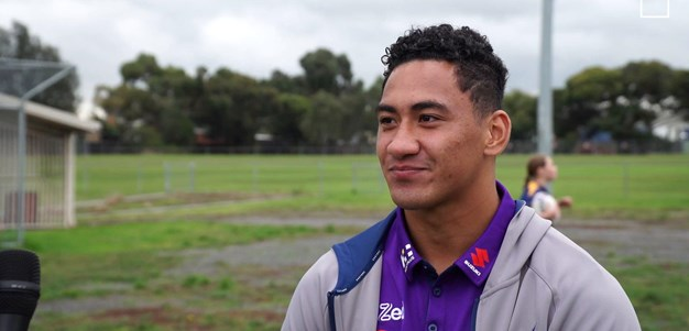 Ieremia: 'These facilities will be hectic for local rugby league'