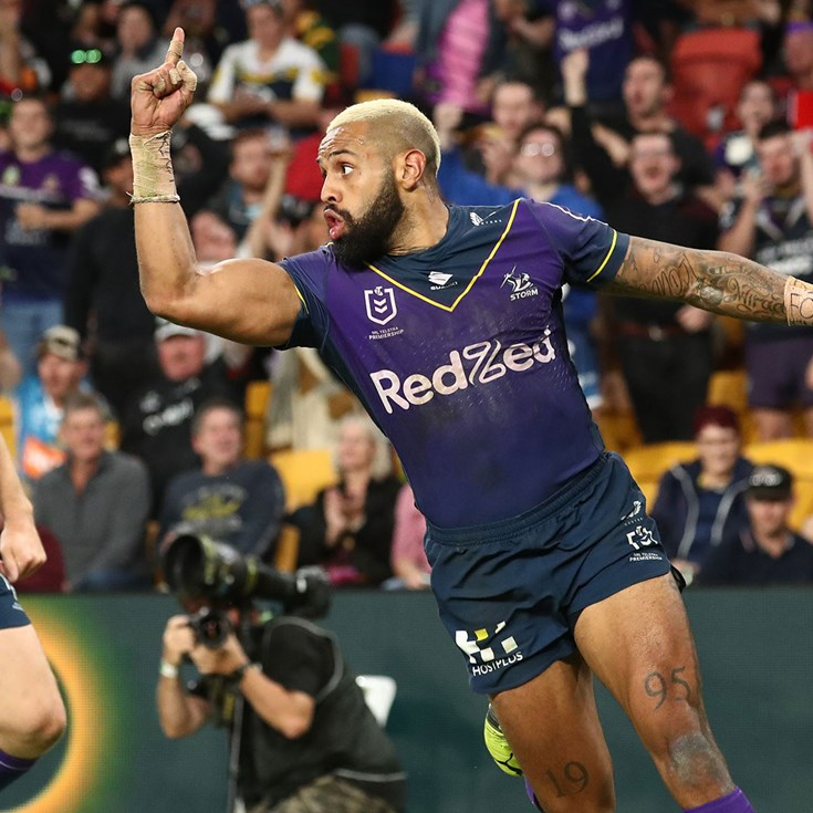 Match Highlights: Storm v Dragons
