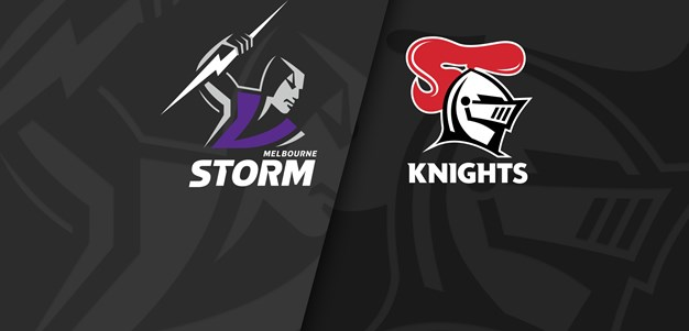 NRL Trials: Storm v Knights