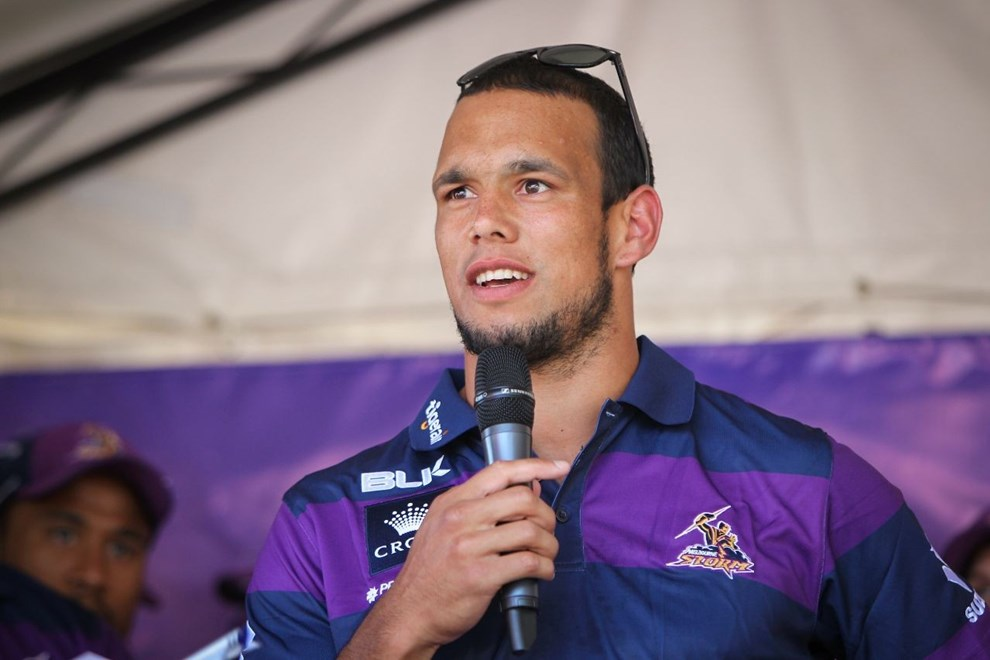 2014 Melbourne Storm Family Day Gosch's Paddock Saturday 7th February 2014