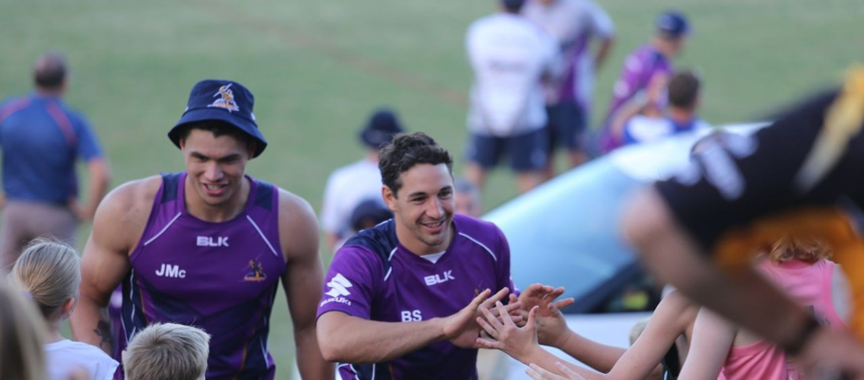 In pictures: Maroochydore fan day
