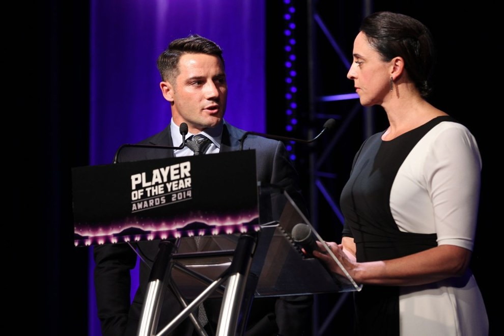 2014 Melbourne Storm Player of the Year Awards
