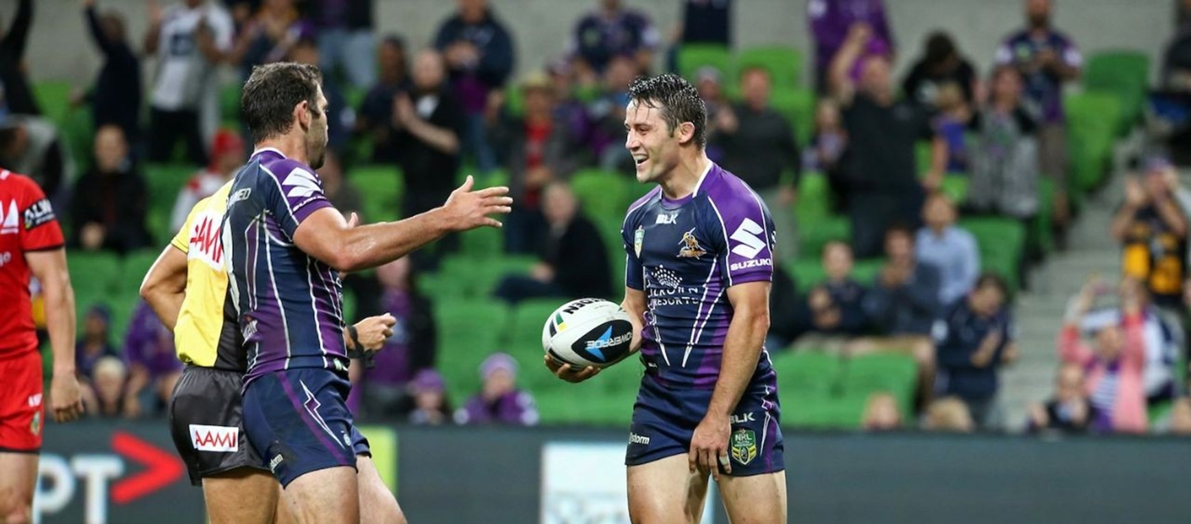 Happy Birthday - Cooper Cronk
