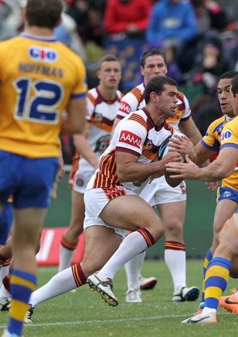 Photo by Colin Whelan copyright © nrlphotos.com :        Representative Rugby League, City v Country at Dubbo, May 4th  2014.