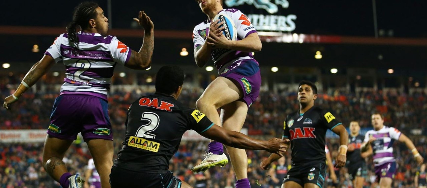 In Pictures: Panthers v Storm