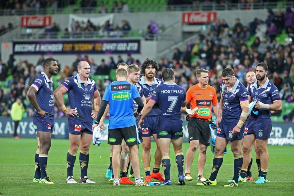 -       Competition - NRL Premiership