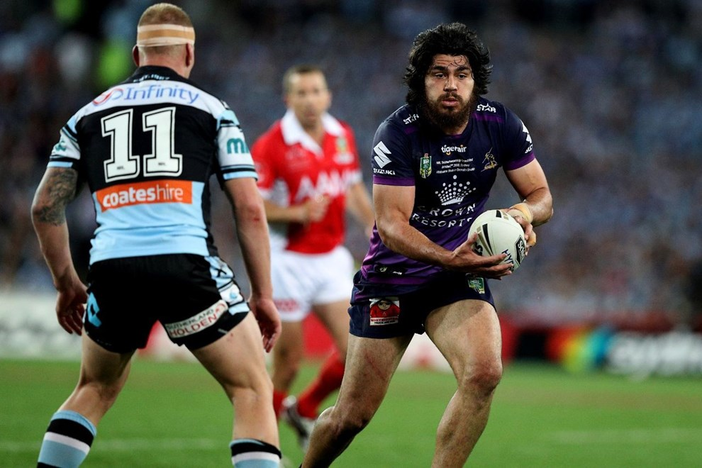Comp - NRL Telstra Premiership Grand Final. 