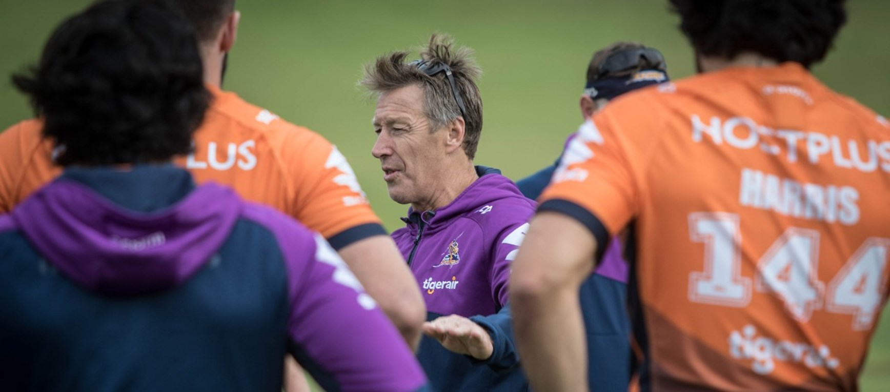 In pictures: Perth Captain's Run