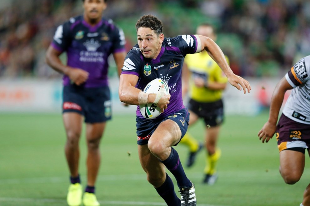 2017 NRL - Grant Trouville © NRL Photos