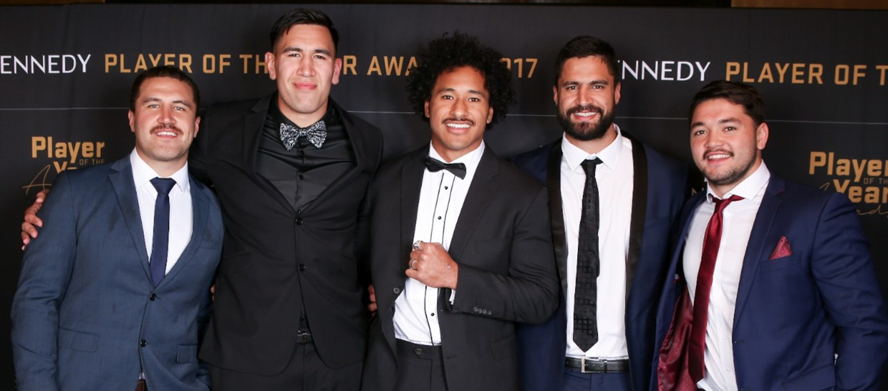 In Pictures: 2017 Player of the Year awards