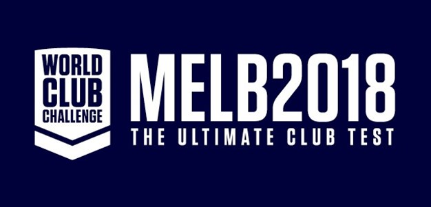 Melbourne to host World Club Challenge