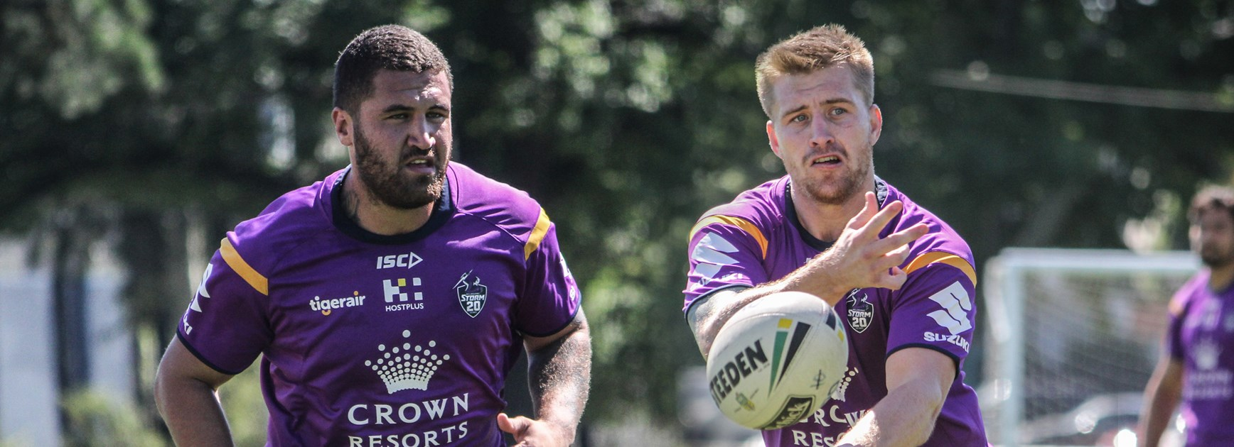 Munster, Bromwich surprise teammates