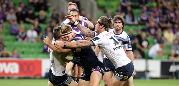 Storm pack prepare for next big test