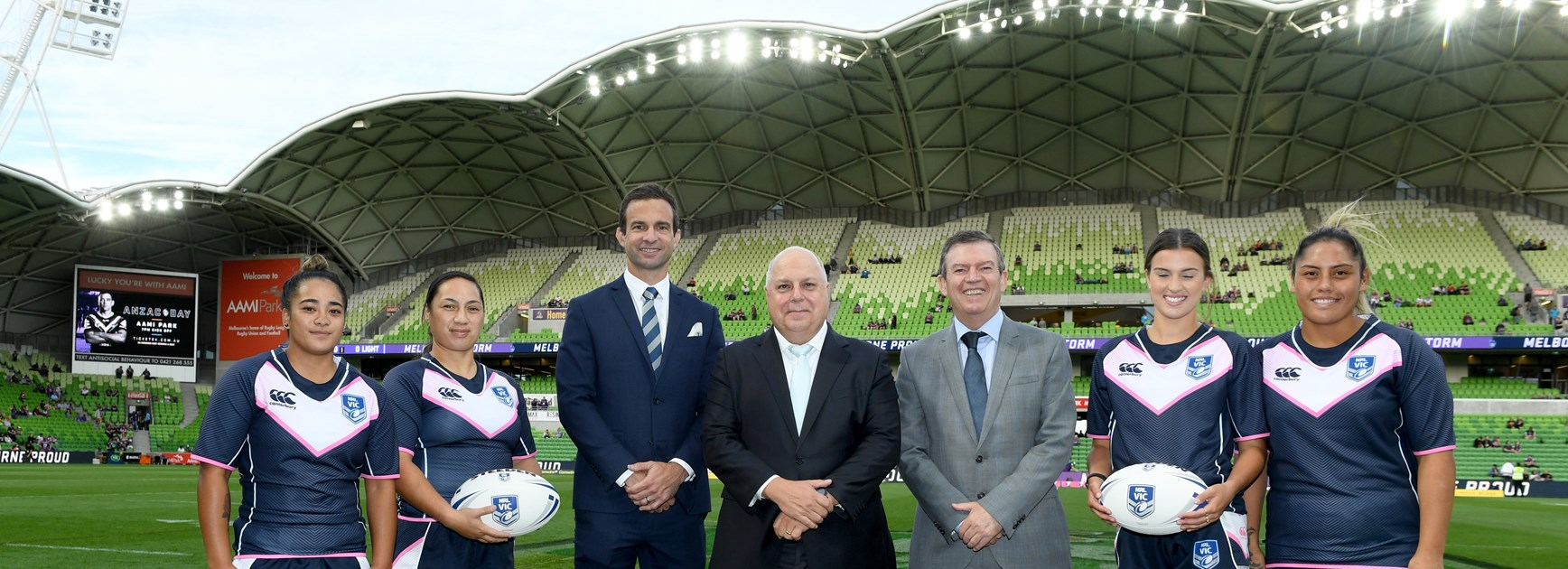 Rugby League receives landmark funding in Victoria