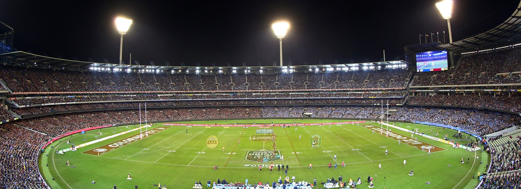 NRL secures deal with Victorian government