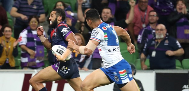 Bellamy blown away by Addo-Carr try