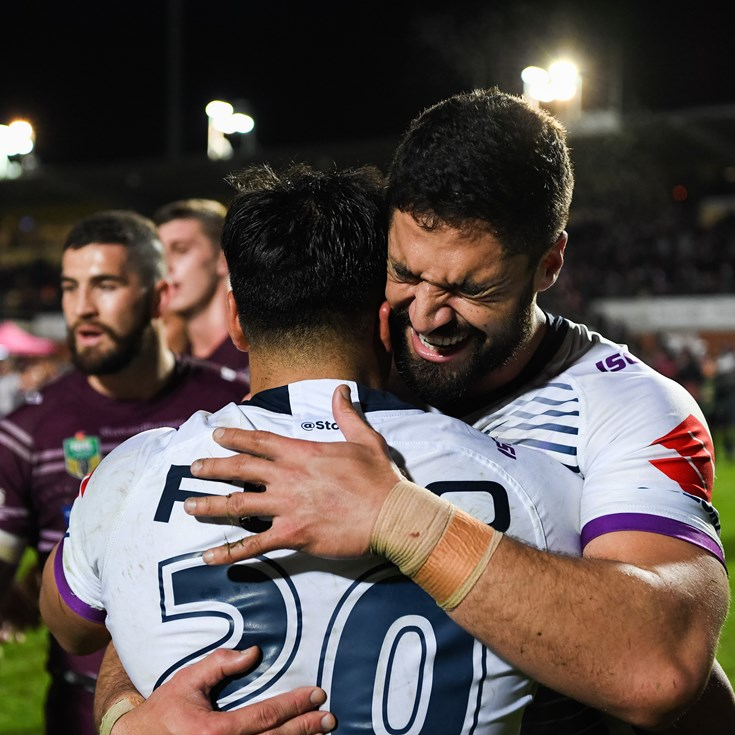 In Pictures: Round 18