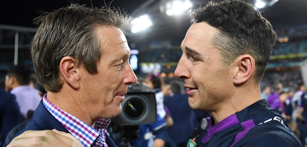 My Billy Slater moment: Bellamy