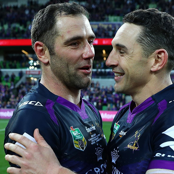 How I met Billy: Cameron Smith
