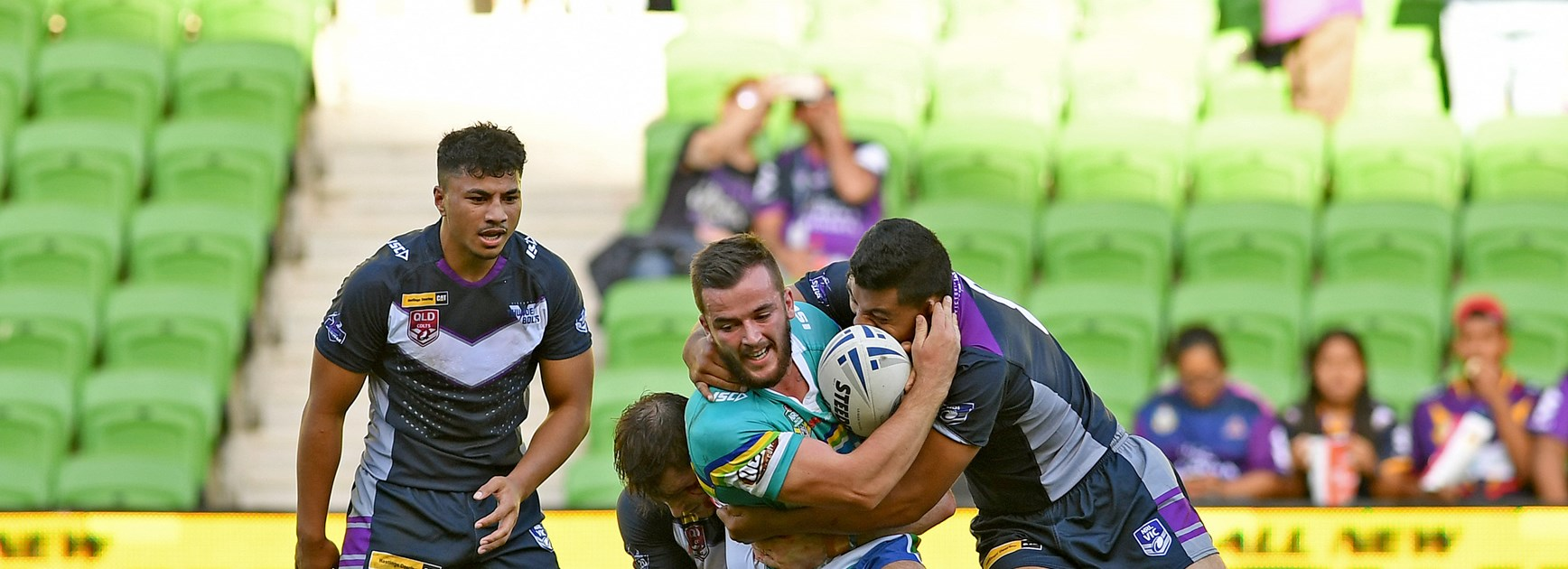Thunderbolts return to AAMI Park