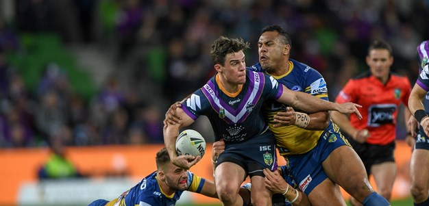 Storm survive injuries and Eels