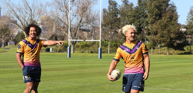In Pictures: Rd.24 Captain's Run