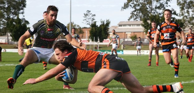 Easts edge into top four