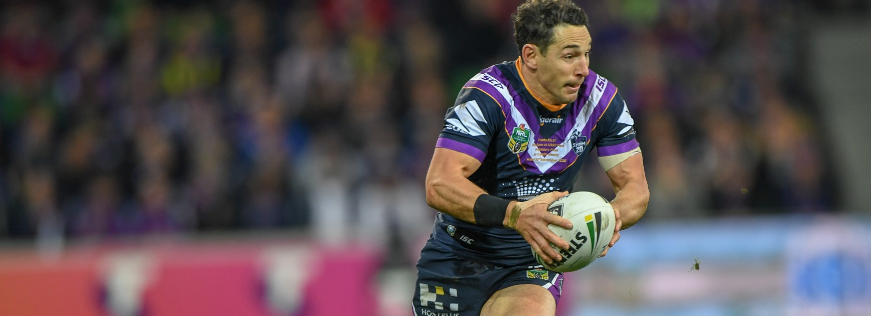 Slater charged by NRL Judiciary