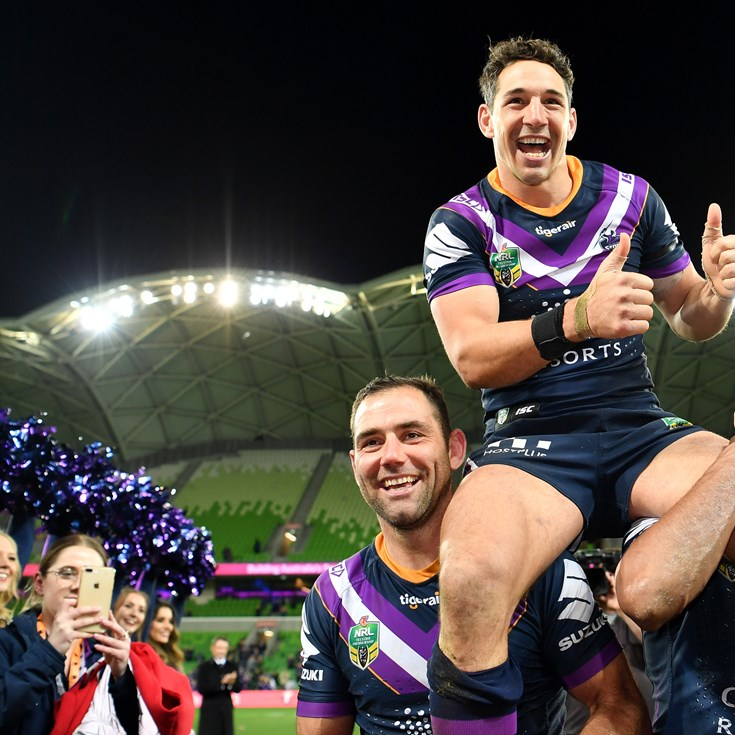 Season Review: Billy Slater