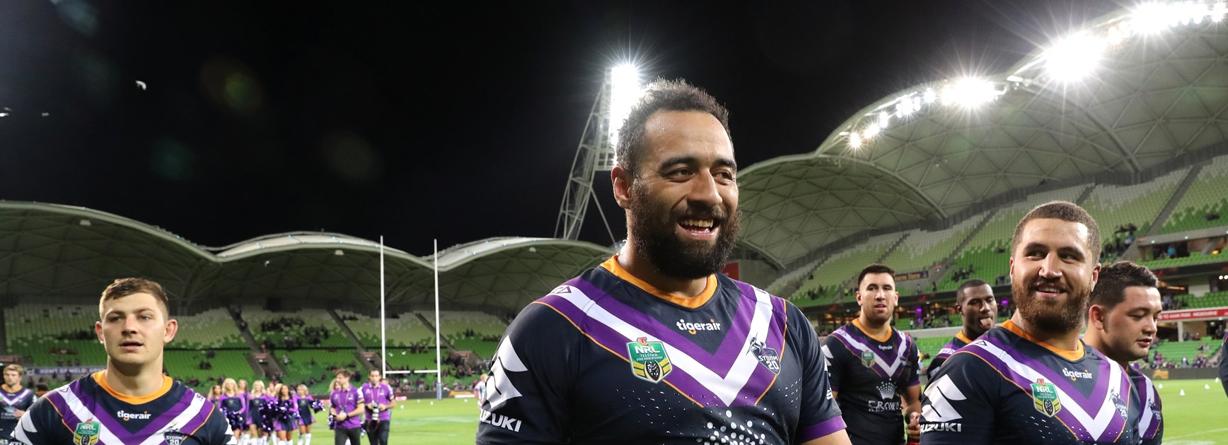 Kasiano leaves Storm