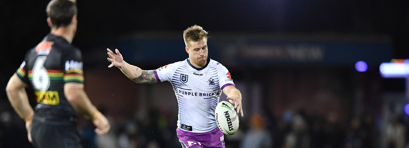 Strong second half sees Storm prevail