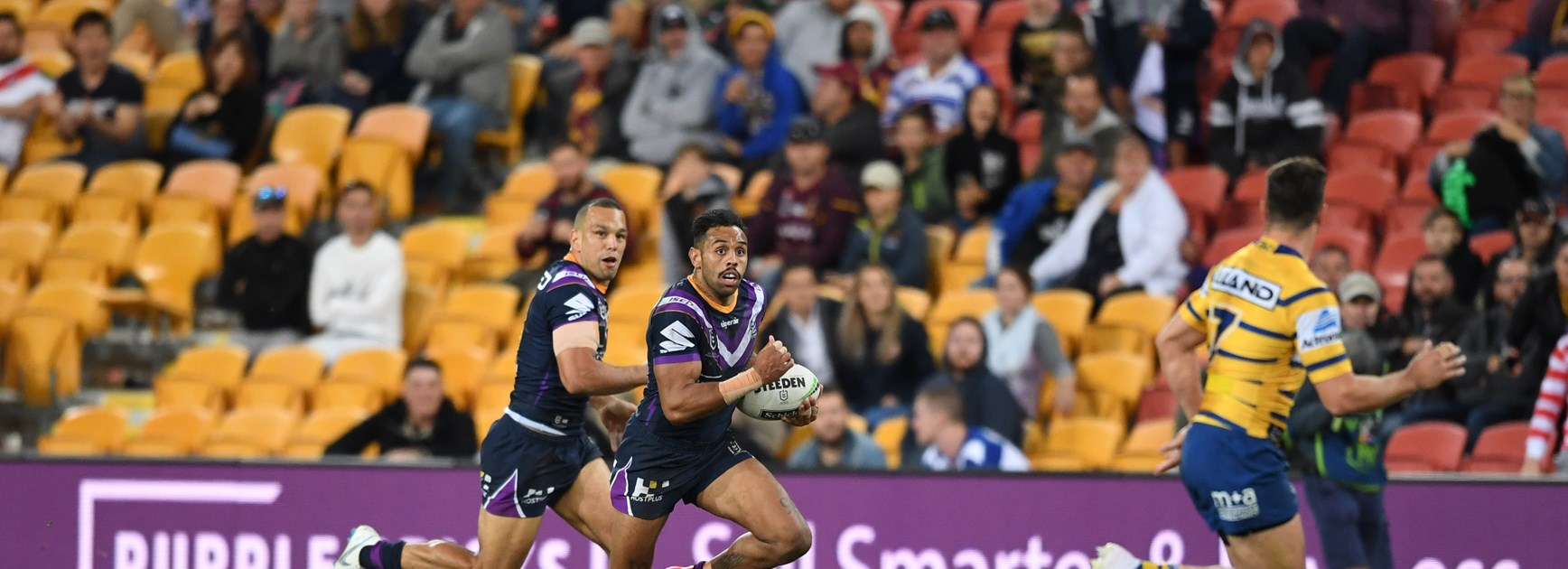 Addo-Carr sets new NRL record as speedster's XIII is revealed