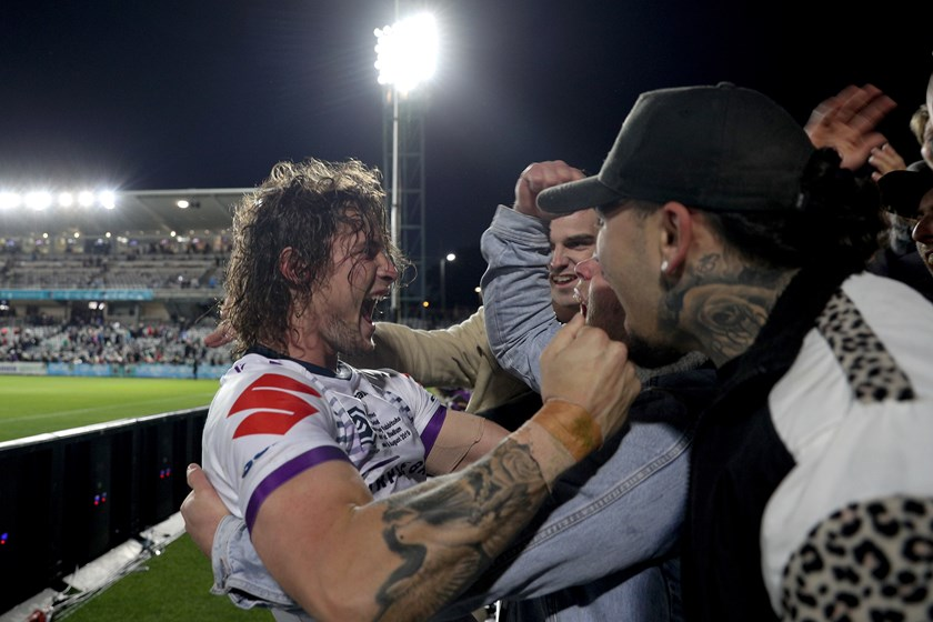 In Pictures - Round 21 v Rabbitohs - Storm