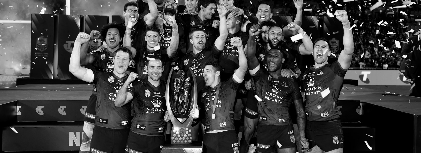 Relive our 2017 premiership