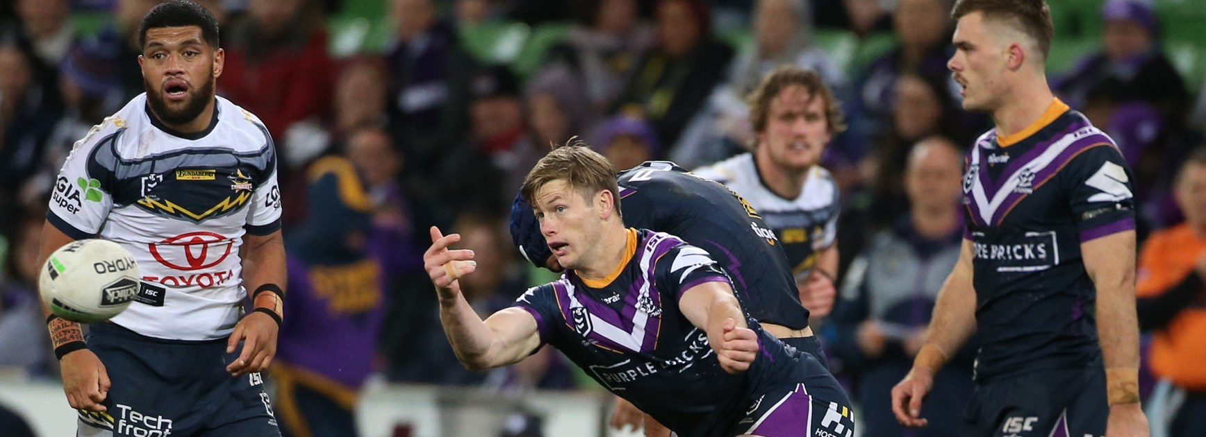 Harry Grant extends Storm contract
