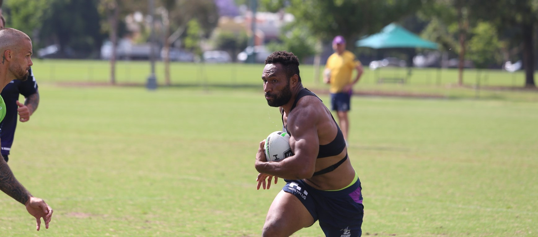 More from the training track - Pre-season week six