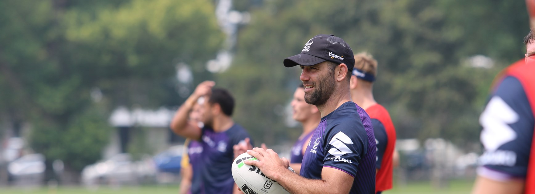 Cameron Smith joins Bushfire Bash